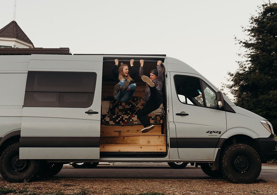 OUR LAND YACHT -