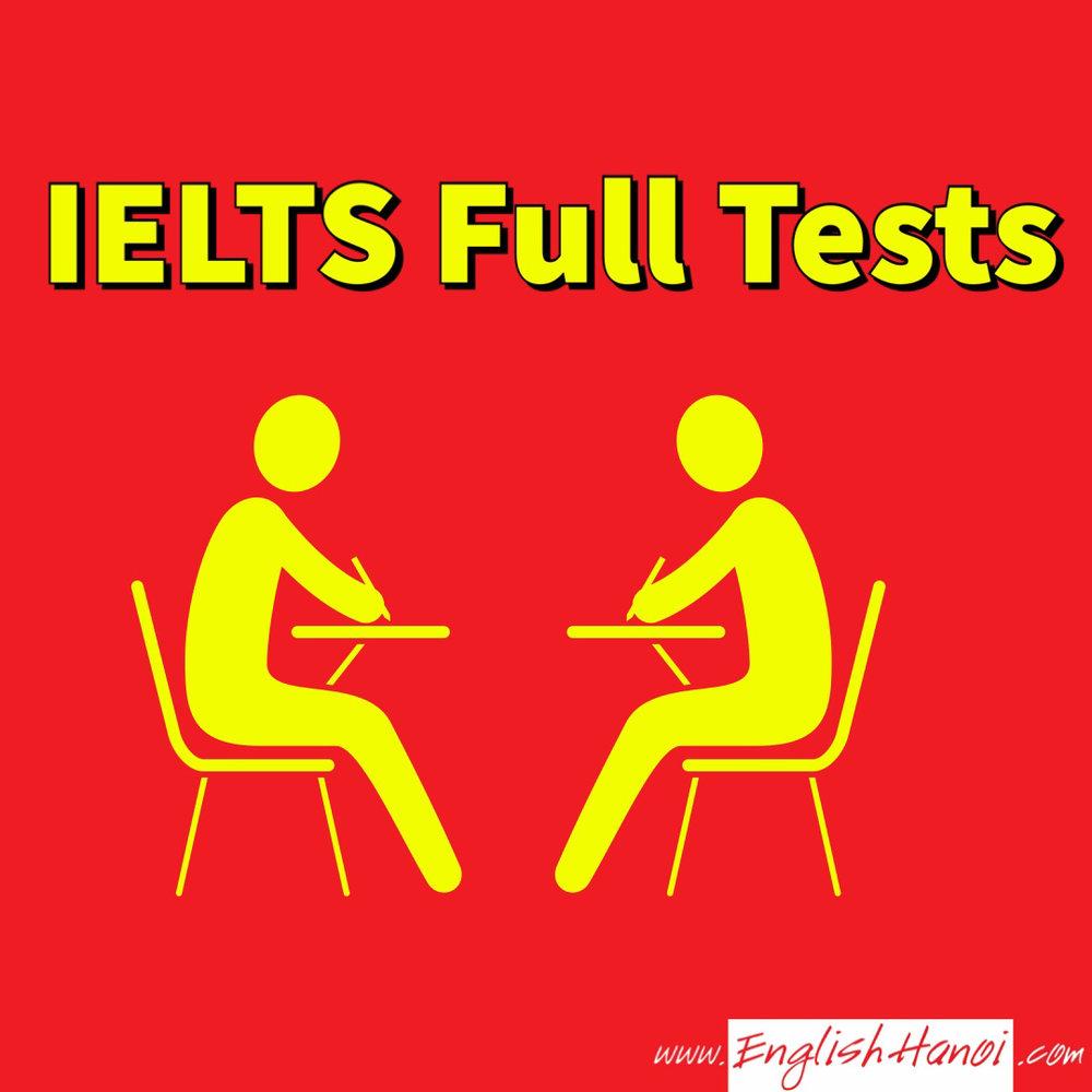 Bài mẫu IELTS speaking    Bài thi mẫu sẽ giúp bạn thực hành để không còn bỡ ngỡ và biết đích xác chuyện gì sẽ xảy ra trong phòng thi