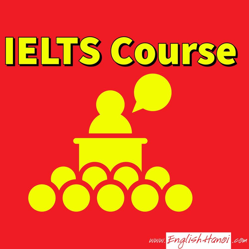 Khóa học luyện thi IELTS    Bạn cần điểm IELTS để đi du học? Khóa học trọn gói do thầy Patrick thiết kế giúp học viên luyện tập để đạt được điểm số mình cần.