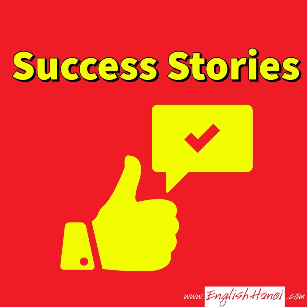 Câu chuyện thành công    Những câu chuyện về vượt qua nỗi sợ hãi nói tiếng Anh để tự tin giao tiếp và đạt điểm số IELTS mong muốn. Họ đã làm gì và làm như thế nào?