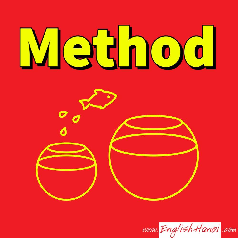 Phương pháp giảng dạy   Các phương pháp giảng dạy tại English Hanoi đều áp dụng theo các phương pháp đã được trường đại học Cambridge chứng minh và áp dụng nhiều năm và cải tiến để phù hợp với đặc điểm của người Việt.