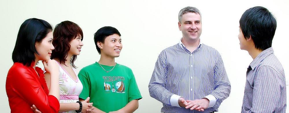 IELTS group luyện tập nói tiếng Anh