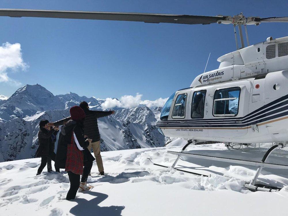 Mount Cook Alpine Grandeur Scenic Flight -