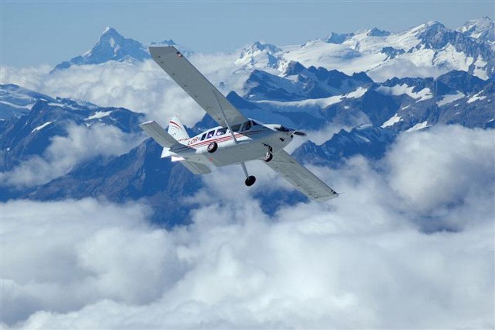 Mt Cook, Franz Josef & Fox Glaciers