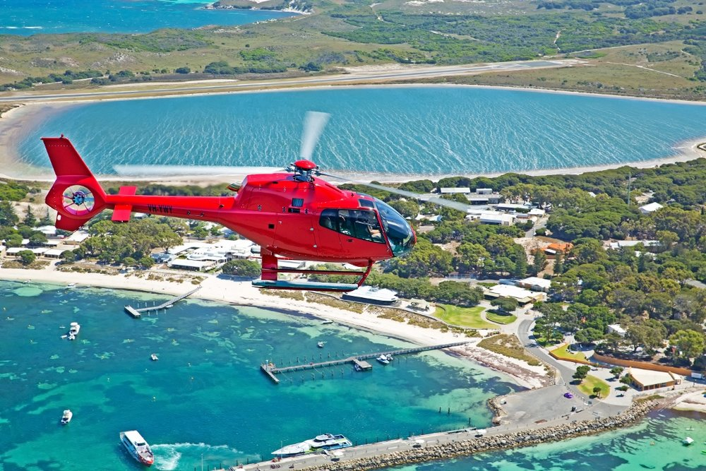 Hillarys to Rottnest Island Private Transfer -