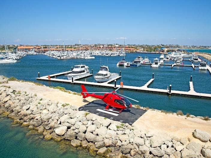 Hillarys Boat Harbour -