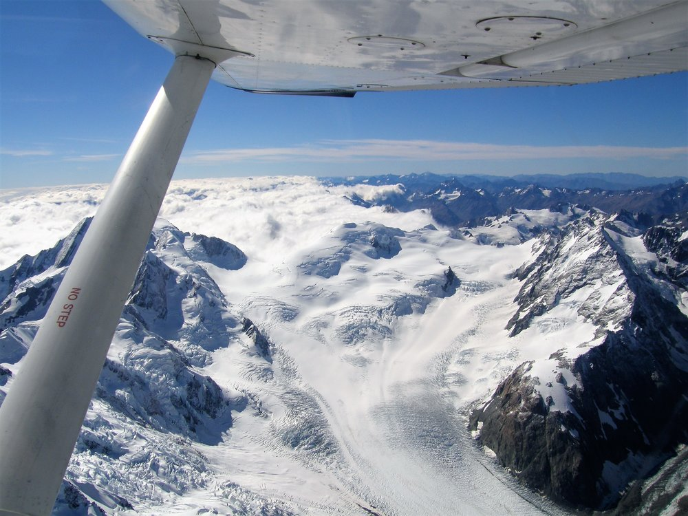 Tasman Glacier, New Zealand, 2009