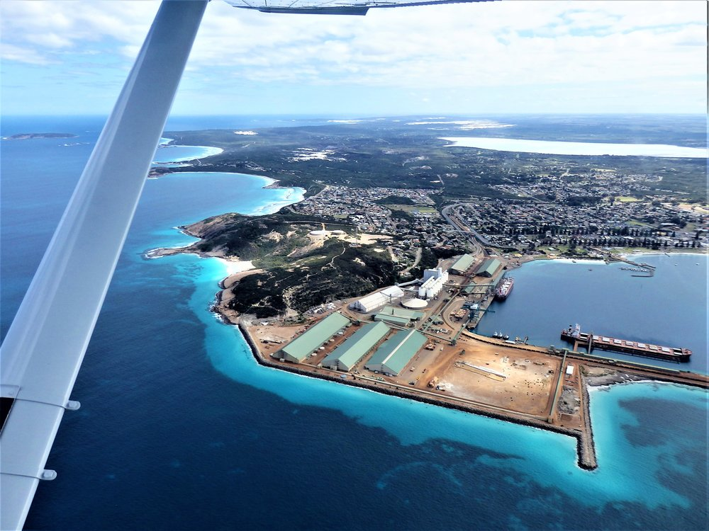 Esperance Town and Port