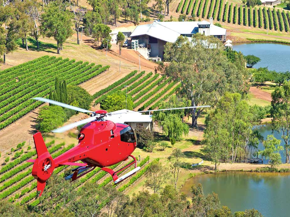 Winery Tours Departing Perth