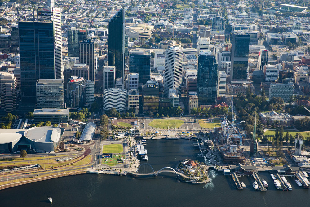 Copy of Elizabeth Quay, Perth