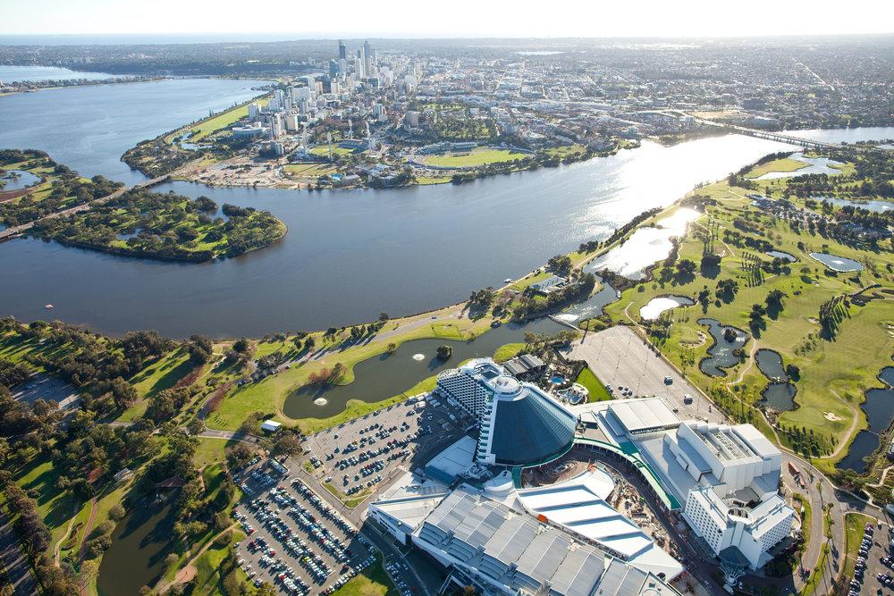Copy of Crown Perth & Swan River