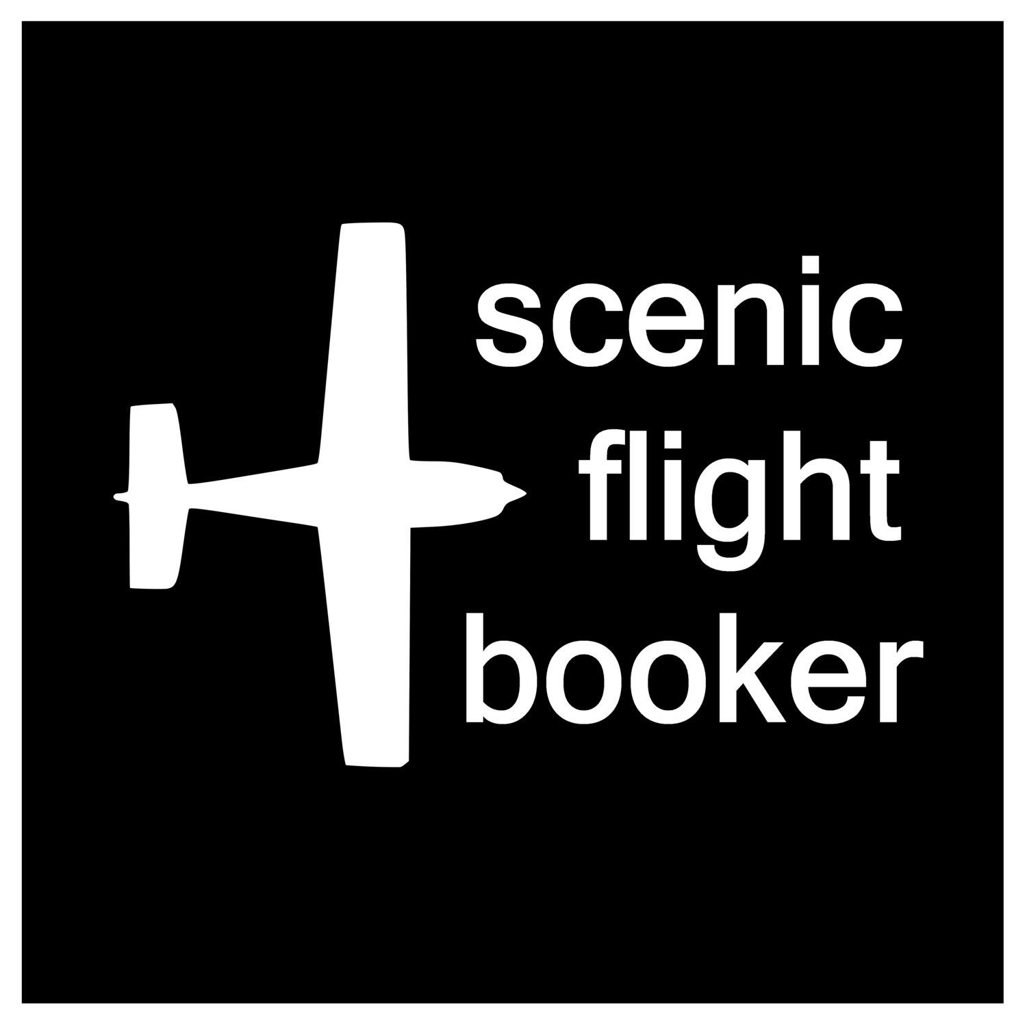 Scenic Flight Booker