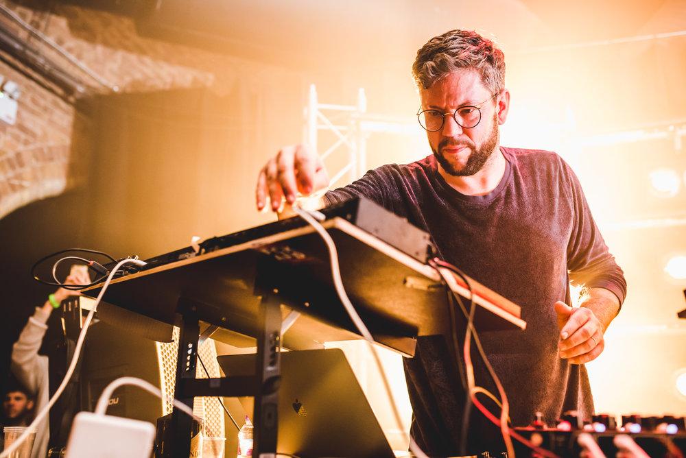 Labyrinth x Melodic Diggers present Âme live, Denis Horvat, TERR & residents.