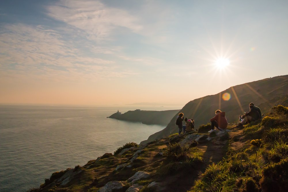 Dublin coast - article about the top 10 things to do in Dublin