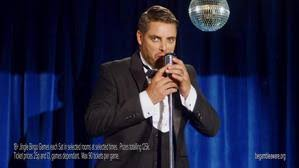 Keith duffy Gala Bingo