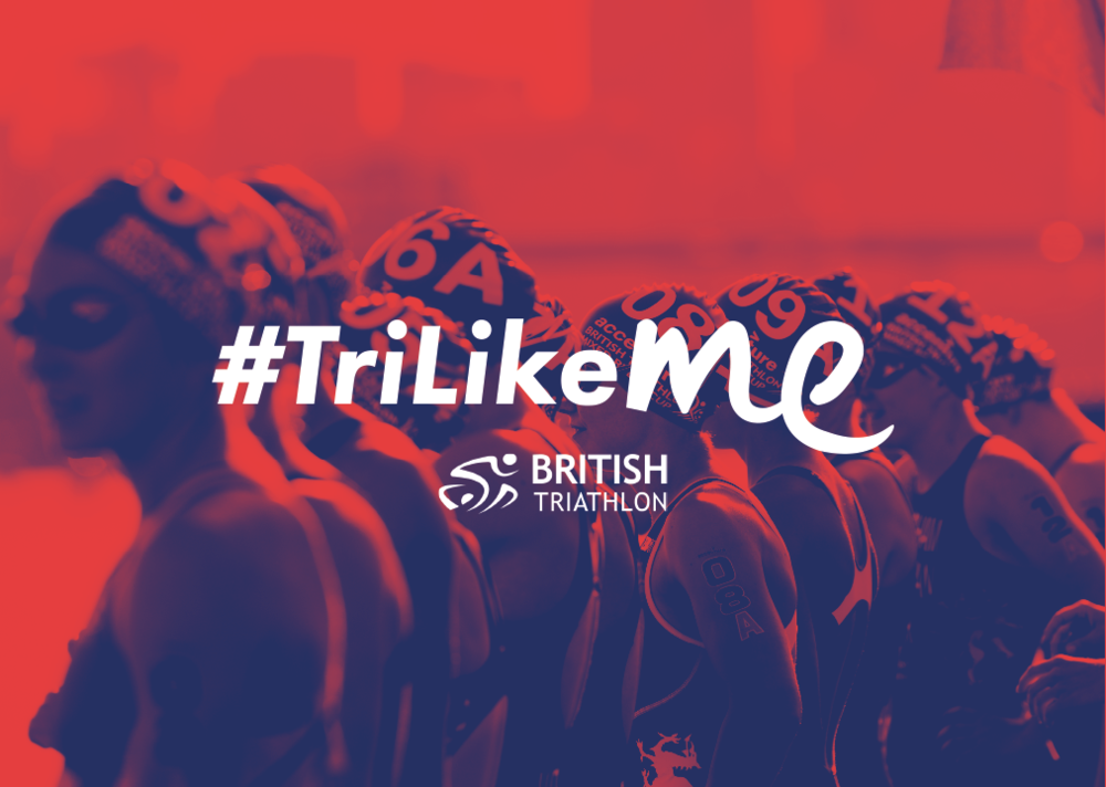 British Triathlon - #trilikeme brand creation