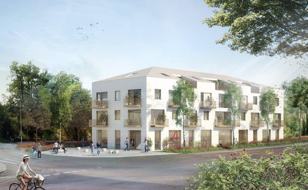 Lifestyle Mariatrost - PROVISIONSFREI für den Käufer21 Wohnungen in der Kirchbergstraße 2 in Graz Mariatrost