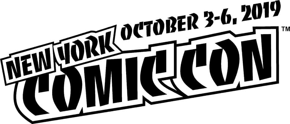 New York Comicon 2019 logo