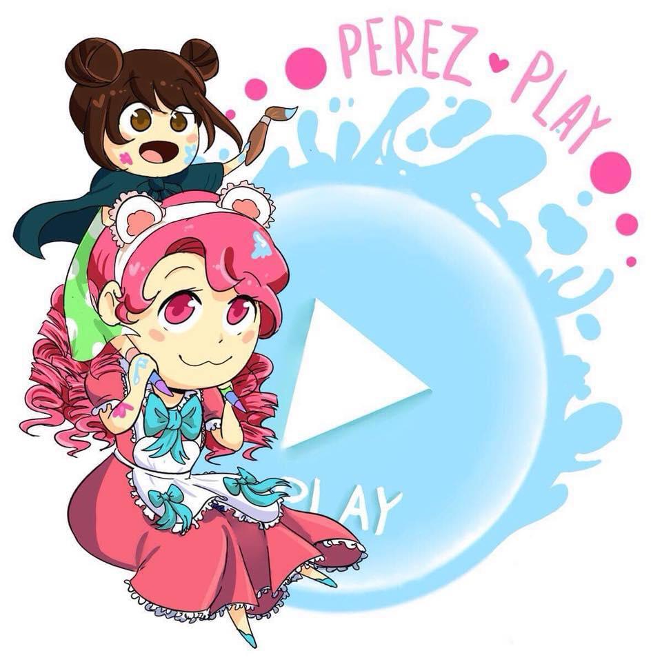 Perez Play logo