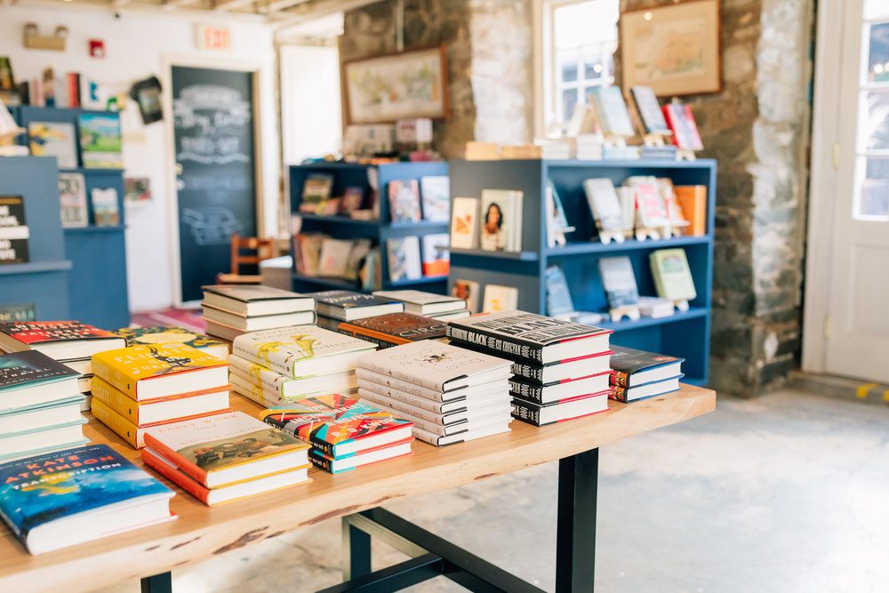 Old Town Books is a new, independent bookstore in Alexandria, Virginia. - We're a general interest bookstore that emphasizes community engagement through bookclubs, author events, writers groups, and workshops.We're open seven days a week. Visit us in the shop every day 11AM-6pm