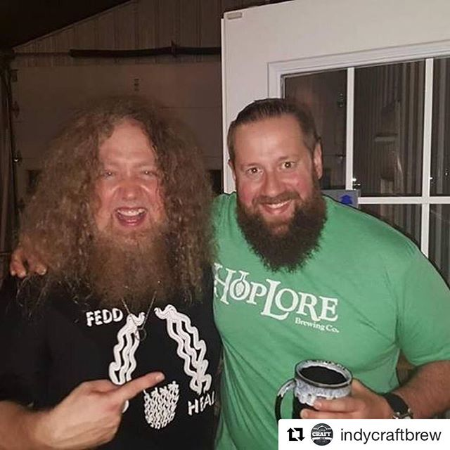 "#Repost @indycraftbrew with @get_repost ・・・ Who's Ready to Rock?!? @robert_rolfe_feddersen will be rocking for all of live at HopLore Brewing Lore'd of The Hops Beer Fest April 13th!  Early Bird General Admission and VIP on Sale Now through January 31st! Only a couple days left to save $10.00  We are ready! As Robert says ""C'MON NOW!!!"" Link on Profile to purchase tickets #indycraftbrew #indianacraftbeer #indianabeer #inbeer #indiana #beerfest"