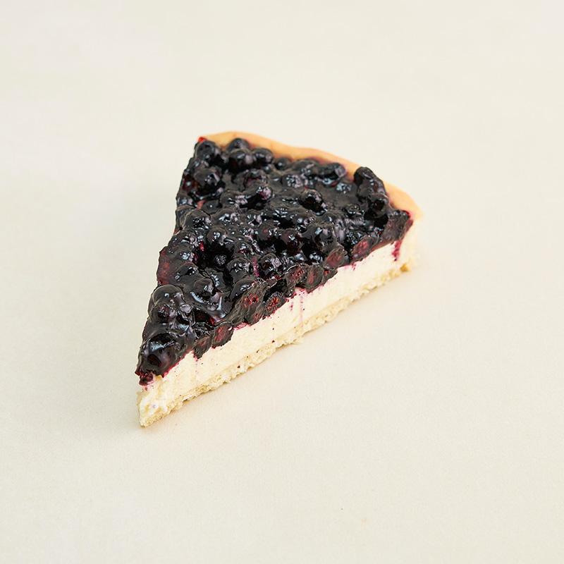Mustikkatartaletti kakkupala