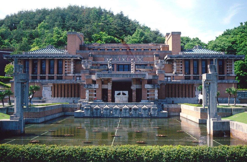 Imperial Hotel- Tokyo, Japan 1923