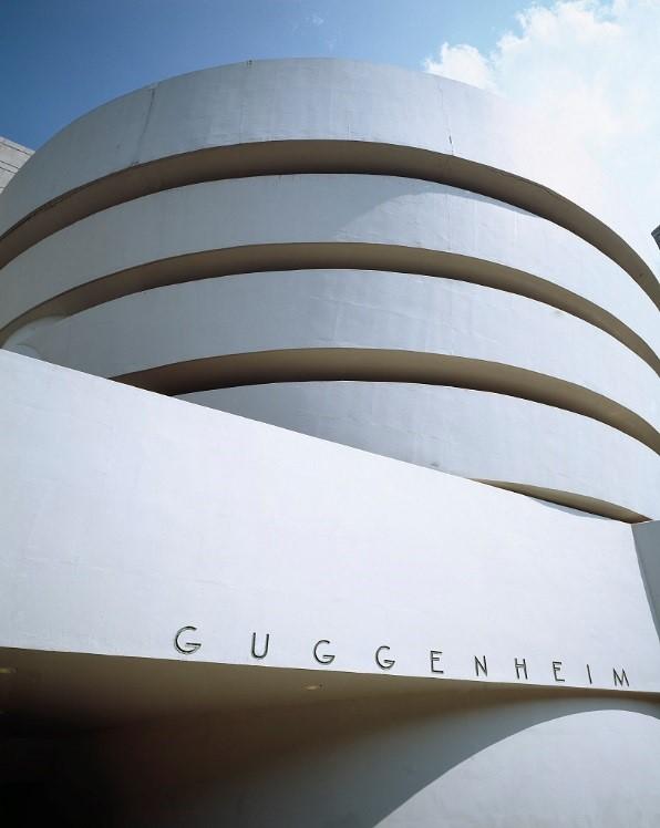 Guggenheim – NYC 1959