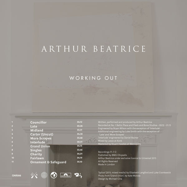 Arthur Beatrice – Working Out