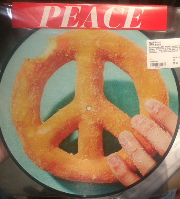 Peace – Happy People - Live At The Pool