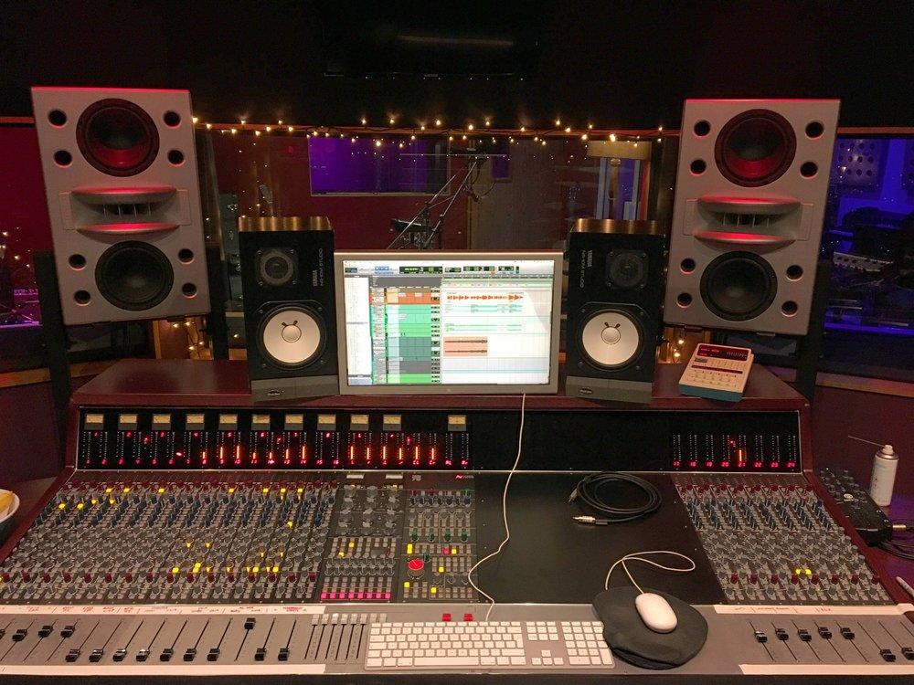 In Studio with Bryan Wilson