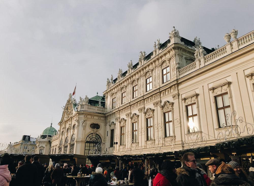 The Upper Belvedere