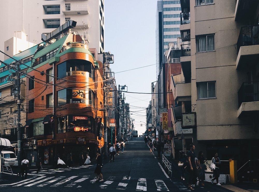Konichiwa! - ReAD the whole japan series