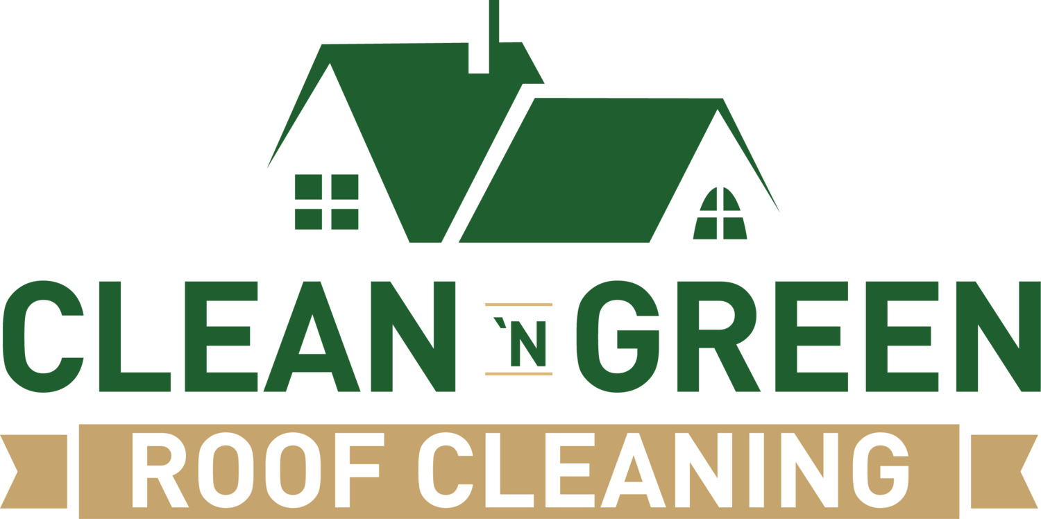 Clean 'N Green Roof Cleaning