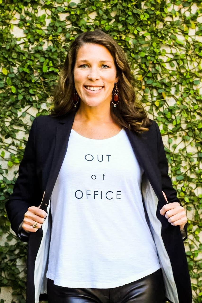 Lauren Allen - Host of Corporate School Dropout Podcast
