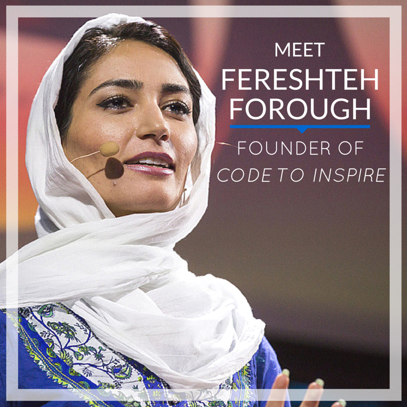 MEET Fereshteh Forough