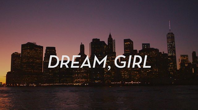 @dreamgirlfilm was produced by an all-female crew and was directed by feminist filmmaker @erin.bagwell  After being sexually harassed at her 9 to 5, Erin quit her job to launch a Kickstarter campaign to produce the film. She raised $100K in 30 days to produce Dream, Girl and two years later it premiered at Obama's White House in May 2016.  Since the launch of the film Erin's team has facilitated over 350+ movie screening events in over 60 different countries. It's the perfect event to ignite the women in your community to dream big, and we always say the best part of the night is the conversations that happen after the film about the challenges and triumphs women in the workplace face.  Let the stories in the film inspire your community to connect, share, and feel seen. Learn more at dreamgirlfilm.com 🌟
