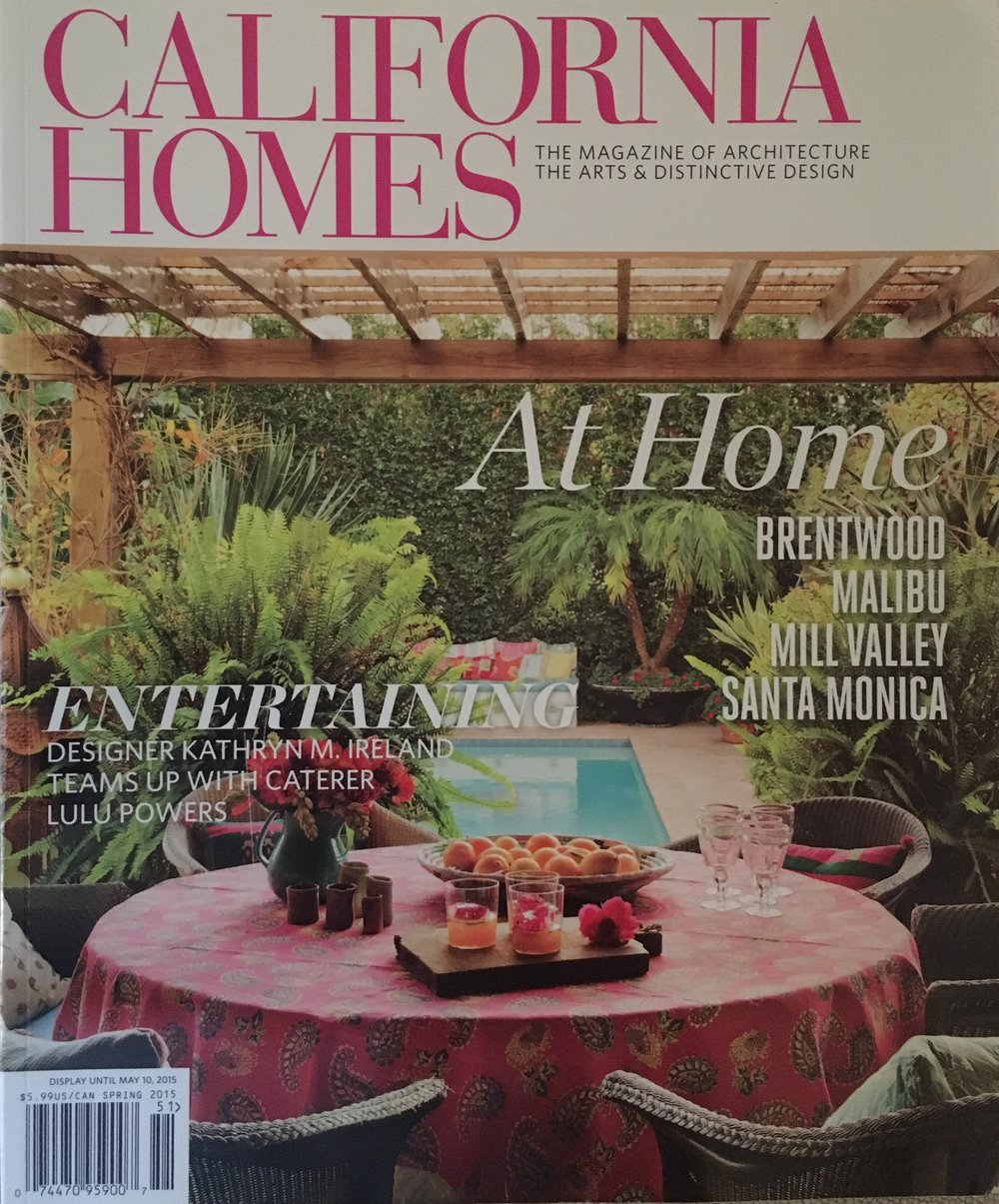 California Homes May 2015