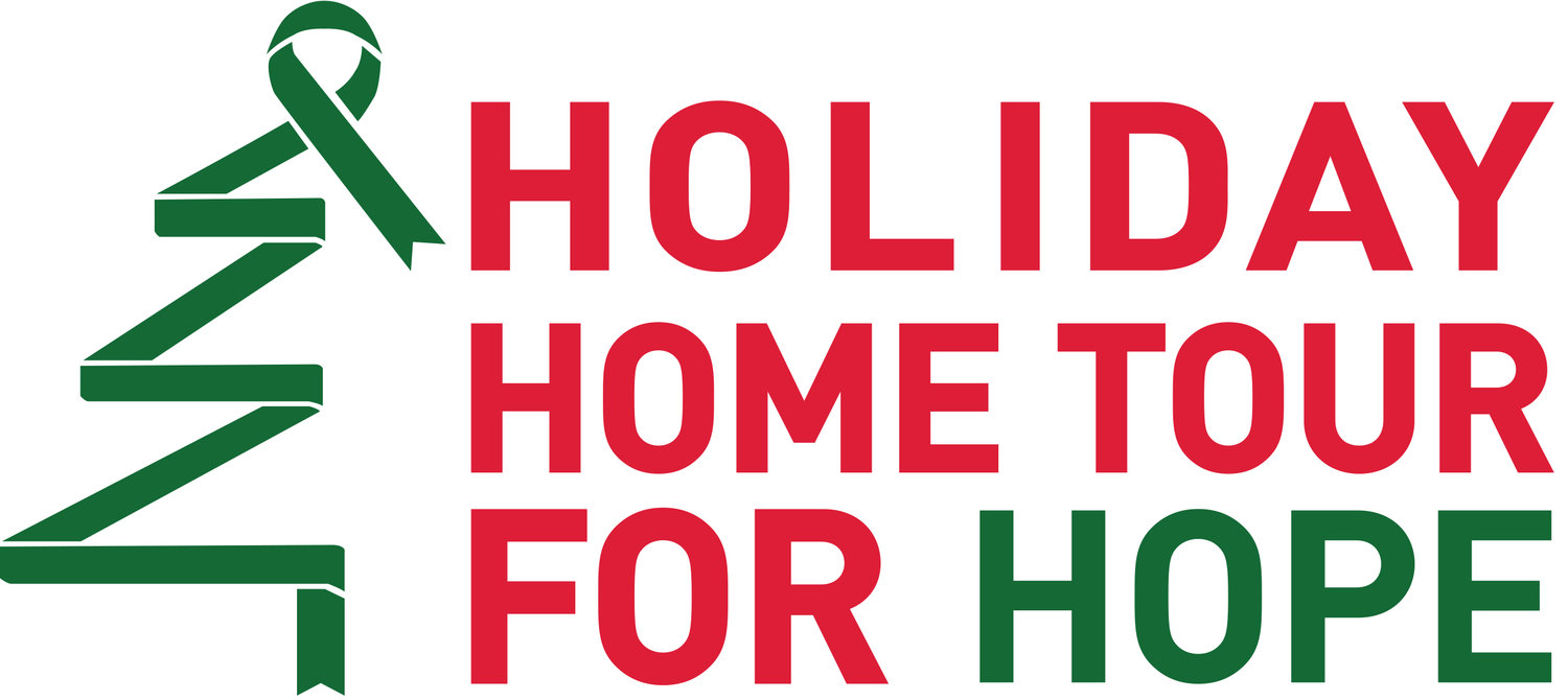 Holiday Home Tour for Hope