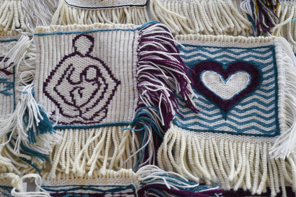 The Giving Strength Multi-community Collaborative Weaving - For domestic violence prevention and survival