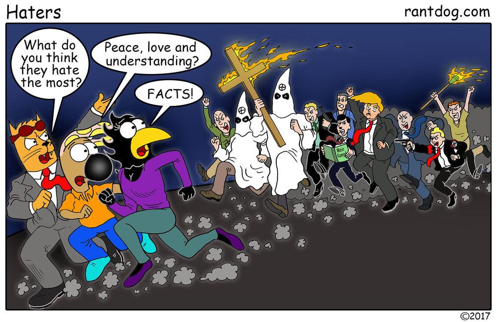 Copy of Rantdog Comics Trump