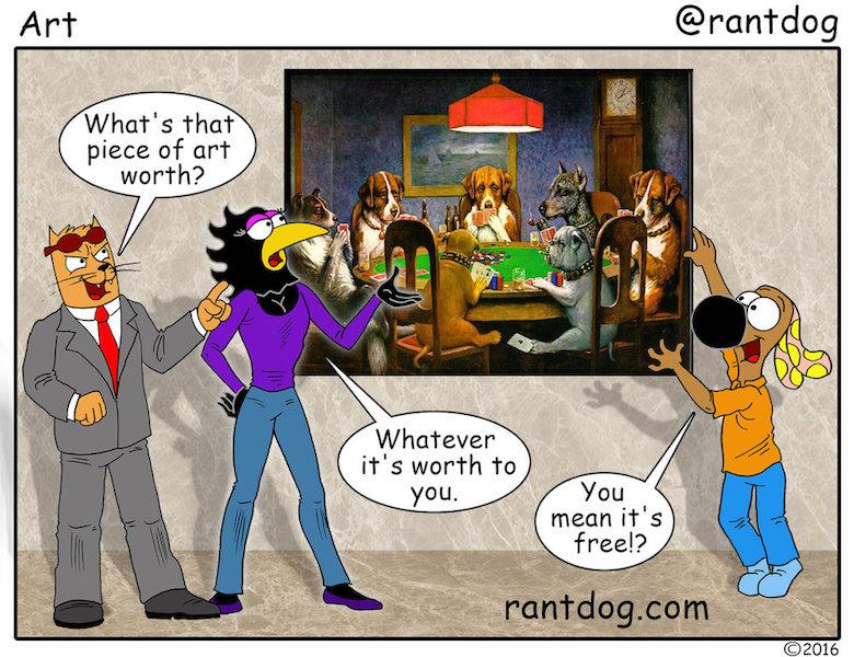 Rantdog Dogs-playing-poker