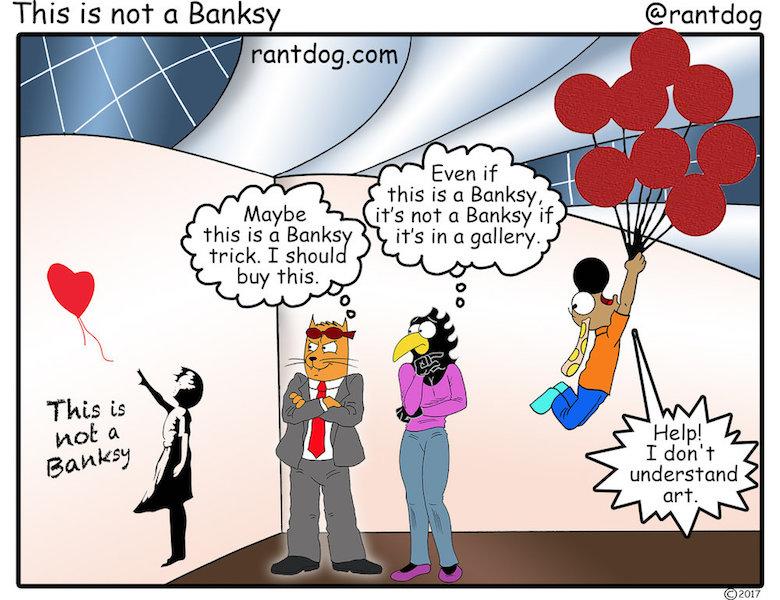 Rantdog Banksy