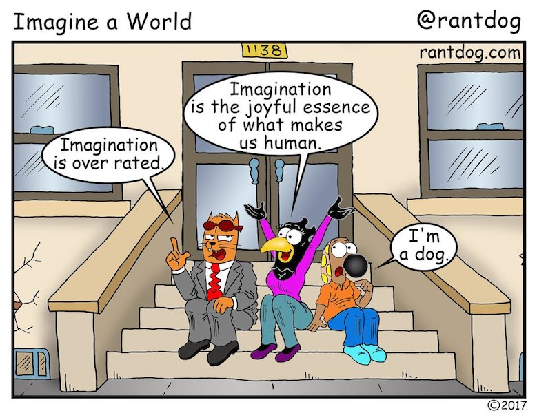 Rantdog Imagination