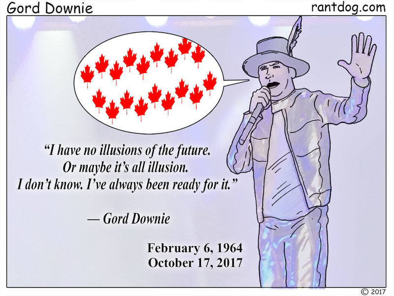 Rantdog Gord Downie