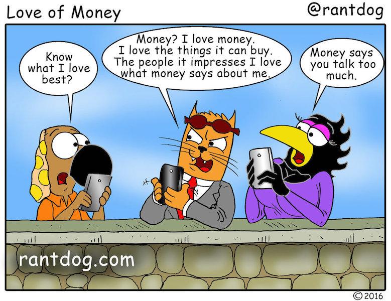 Rantdog Money