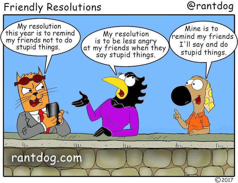 Rantdog Resolution