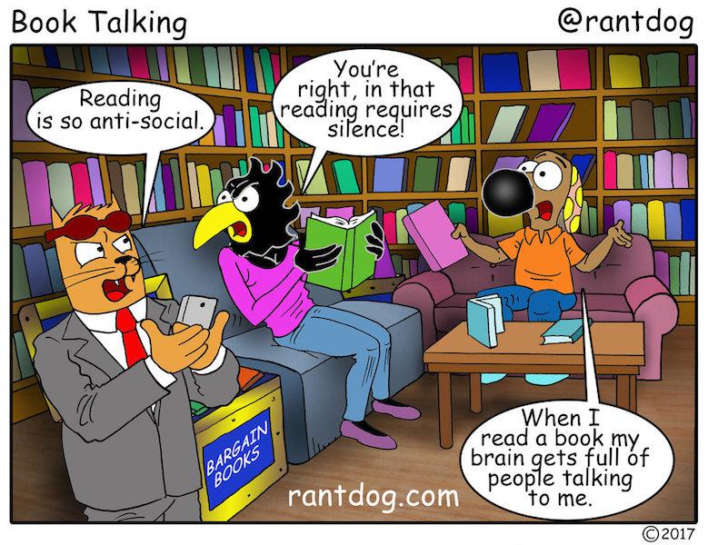 Rantdog Books Anti-Social