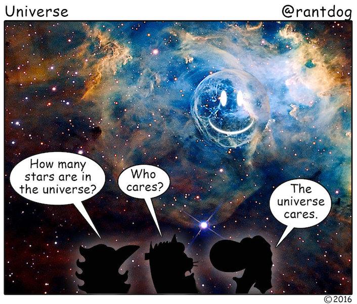 Rantdog Comic Universe
