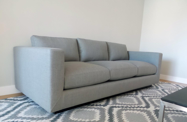Deep style sofa furniture envy